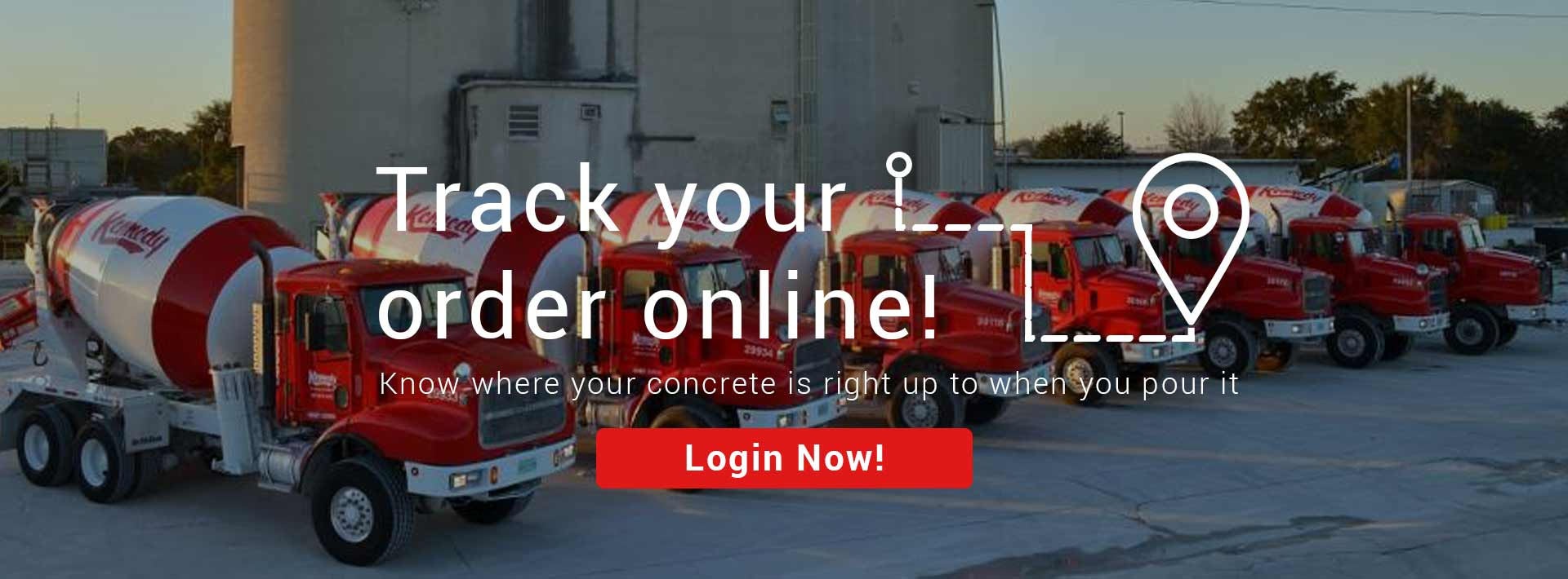 Track your order online